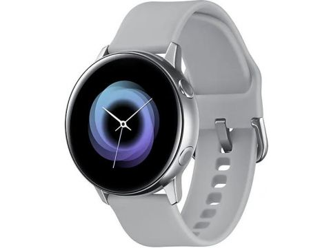 Смарт годинник Samsung Galaxy Watch Active R500 Silver  (SM-R500NZSASEK) Ровно
