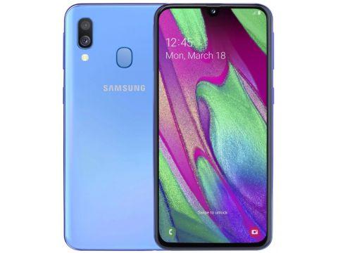 Смартфон Samsung Galaxy A40 A405F 4/64GB SM-A405FZBDSEK Blue Ровно