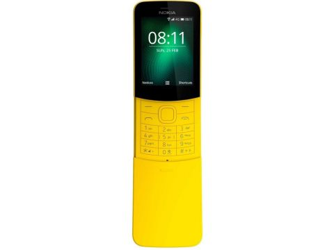 Смартфон Nokia 8110 Yellow Ровно