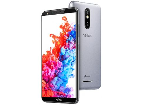 Смартфон TP-Link Neffos C7 Lite 1/16GB Grey  (TP7041A22)
