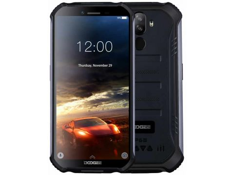 Смартфон Doogee S40 2/16GB Black  (S40 Black) Ровно