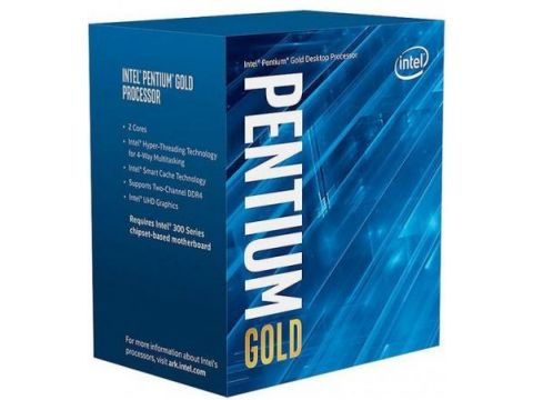 Процесор Intel Pentium Gold G5420 (BX80684G5420) Box Ровно