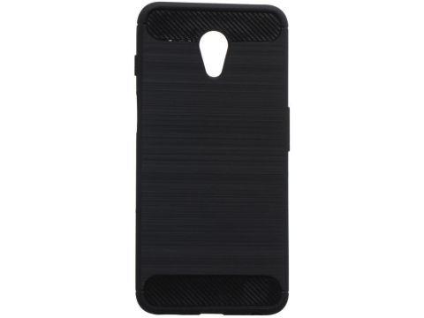 Чохол BeCover for Meizu M6 - Carbon Series Black  (703894) Ровно