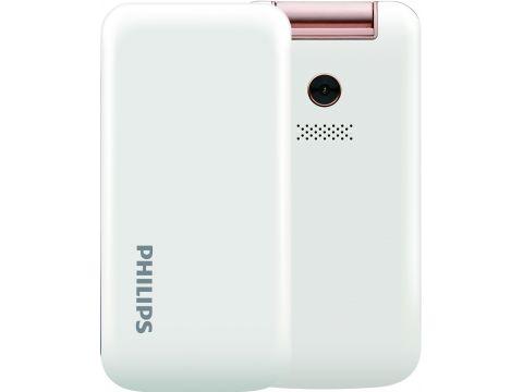 Мобільний телефон Philips E255 Xenium White Ровно