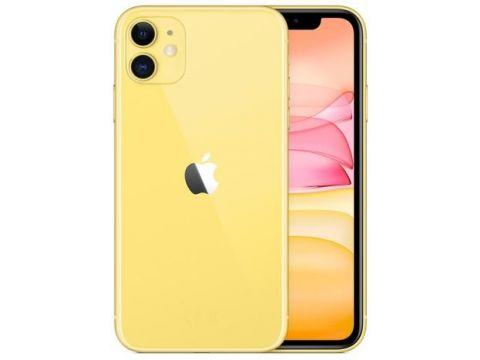 Смартфон Apple iPhone 11 128GB Yellow  (MWM42) Ровно