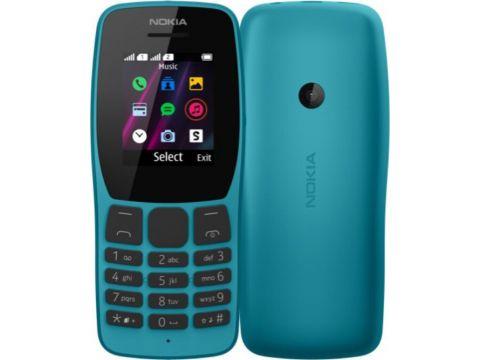 Мобільний телефон Nokia 110 2019 Blue  (110 DS 2019 Blue) Ровно