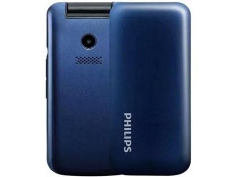 Мобільний телефон Philips E255 Xenium Blue Ровно