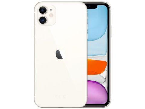 Смартфон Apple iPhone 11 64GB White  (MWLU2) Ровно