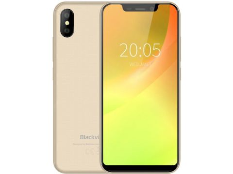 Смартфон Blackview A30 2/16GB Gold  (6931548305545) Ровно