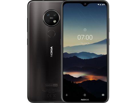 Смартфон Nokia 7.2 4/64GB Charcoal Black Ровно