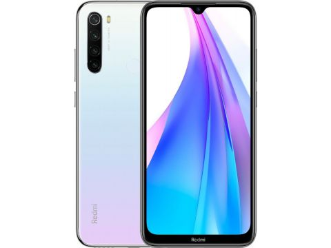 Смартфон Xiaomi Redmi Note 8T 4/64GB Moonlight White Ровно