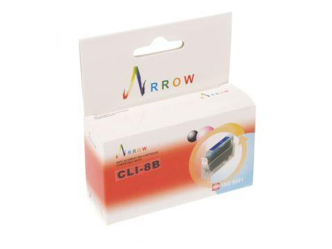 Картридж Arrow CLI8BK Canon Pixma iP4200, iP6600 Black