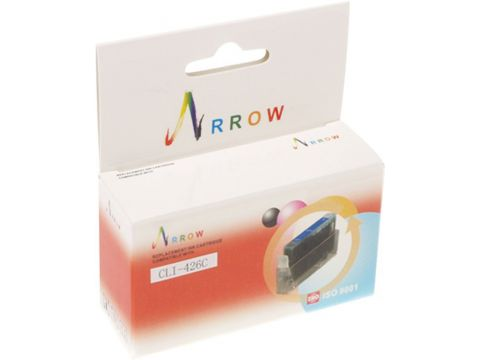 Картридж Arrow Canon Pixma iP4840/MG5140/MG5240/MG8140 Blue