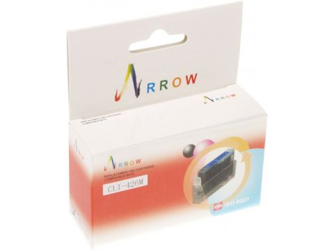 Картридж Arrow Canon Pixma iP4840/MG5140/MG5240/MG8140 малиновий