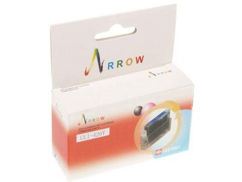 Картридж Arrow Canon Pixma iP 4840 / MG5140 / MG5240 / MG8140 Yellow