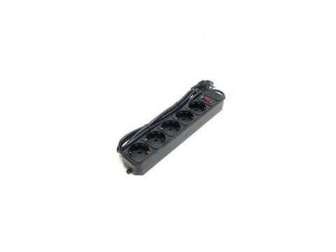 Мережевий фільтр Gembird SPG5-G-6B  5/1.8