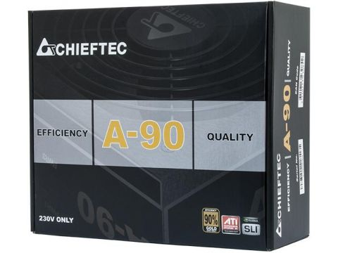 Блок живлення Chieftec GDP-750C 750 Вт