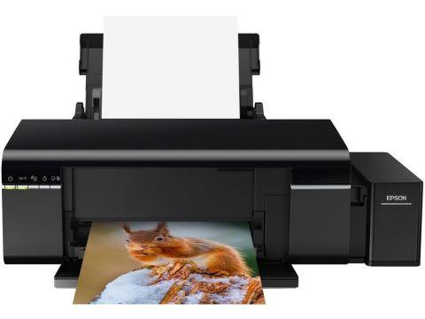 Струменевий кольоровий принтер Epson L805 (C11CE86403) Ровно