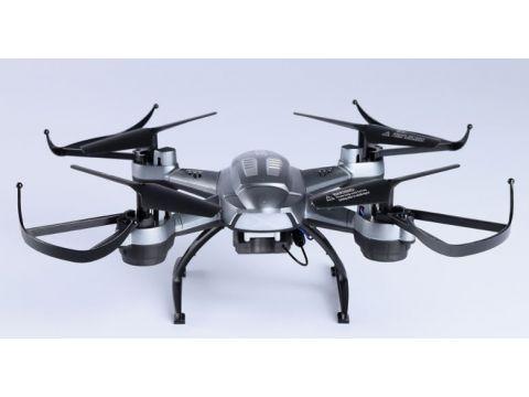 Квадрокоптер Happy Sun 2.4G L6056C 200W Grey Ровно