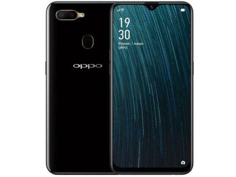 Смартфон OPPO A5S 3/32GB Black