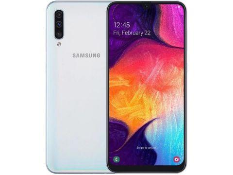 Смартфон Samsung Galaxy A50 A505F 6/128GB SM-A505FZWQSEK White