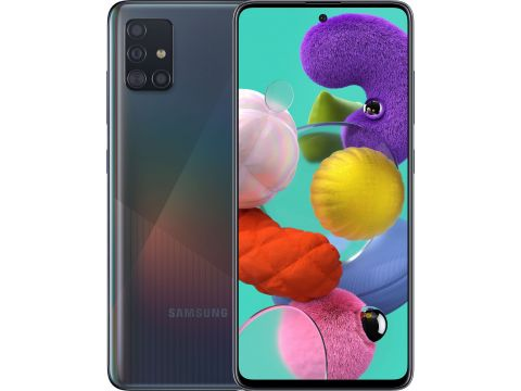 Смартфон Samsung Galaxy A51 A515 6/128GB SM-A515FZKWSEK Crush Black