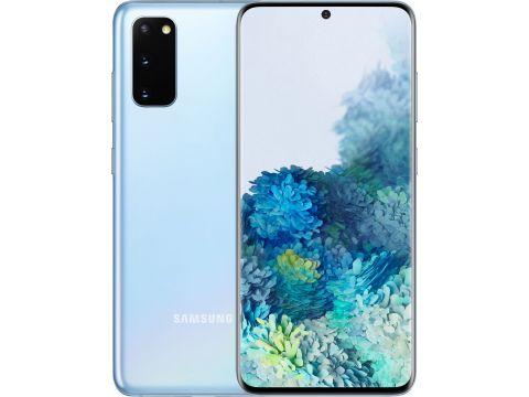 Смартфон Samsung Galaxy S20 8/128GB SM-G980FLBDSEK Light Blue