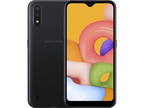 Смартфон Samsung Galaxy A01 A015 2/16GB SM-A015FZKDSEK Black