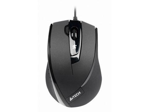 Мишка A4Tech N-600X-1 V-Track Black Ровно