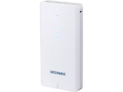 Батарея універсальна GreenWave TD-80 16000 mAh White Ровно