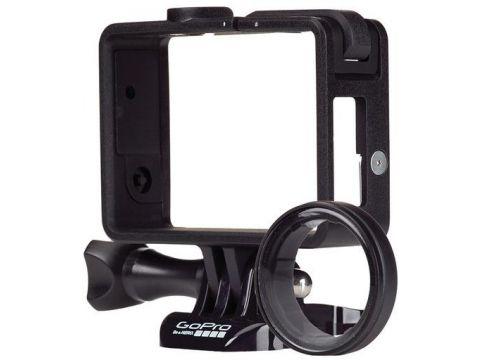 Кріплення-рамка GoPro для камери Hero3 / Hero 3+ (Без боксу, в комплекті - рамка і лінза) Ровно
