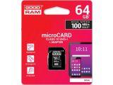 Цены на карта пам'яті goodram micro sd...