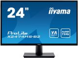 Цены на Монітор iiyama ProLite X2474HS...