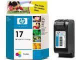 Цены на Оригінальний картридж HP 17 Co...