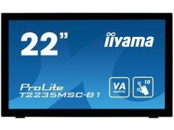Монітор IIYAMA T2235MSC-B1 (T2235MSC-B1) Black