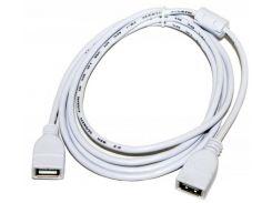 Кабель USB ATcom AF / AF 1.8 м White