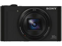 Цифрова фотокамера Sony Cyber-Shot WX500 Black