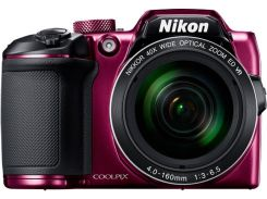Цифрова фотокамера Nikon Coolpix B500 Purple