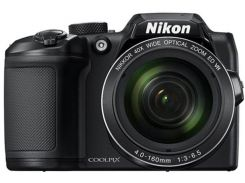 Цифрова фотокамера Nikon Coolpix B500 Black