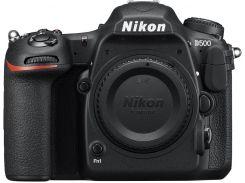 Цифрова фотокамера дзеркальна Nikon D500 Body
