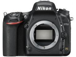 Цифрова фотокамера дзеркальна Nikon D750 body