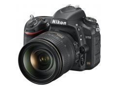 Цифрова фотокамера дзеркальна Nikon D750 kit 24-120 мм