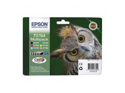Набір картриджів Epson C13T079A4A10 Stylus Photo P50, 0PX660, PX720WD кольоровий