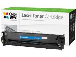 Картридж ColorWay HP LJ Pro M276/M251 малиновий