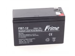 Батарея до ПБЖ Frime 12V-7AH