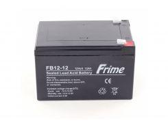 Батарея для ПБЖ Frime 12V-12AH