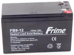 Батарея для ПБЖ Frime 12V-9AH