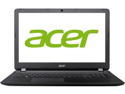 Ноутбук Acer Aspire ES 15 ES1-533-P3ZC Black  (NX.GFTEU.007)