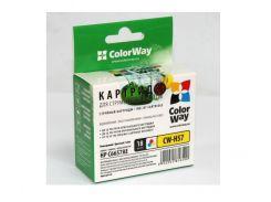 Картридж ColorWay CW-H57XL HP №57 кольоровий