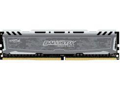 Пам'ять Micron Crucial Ballistix Sport DDR4 1х16 ГБ (BLS16G4D240FSB)